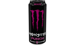 MONSTER PUNCH MIXXD 24X50CL PROMO