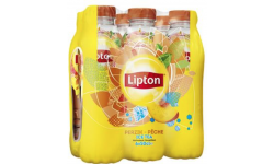 ICE TEA PECHE 24X50CL