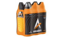AQUARIUS ORANGE 24X50CL