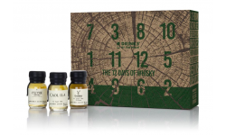 THE 12 DAYS SCOTCH WHISKIES OF CHRISTMAS 12X3CL