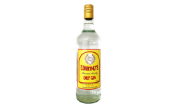 COURTNEY'S DRY GIN 100CL