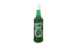 PARTY FREE PISANG 70CL